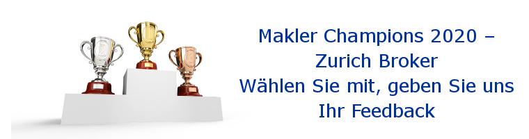 Newsletter Zurich Broker
