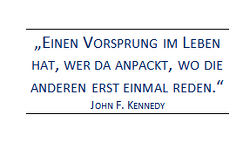 Zitat Kennedy